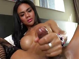 Ultimate cumpilation of hot trannies jerking and cumming over themselves